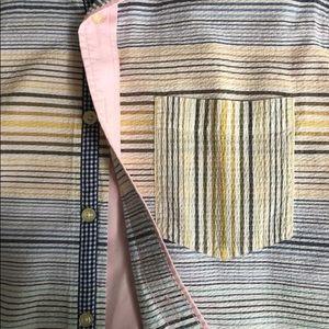 Short Sleeve Cotton Robert Graham